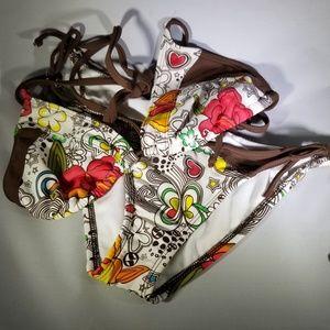 Split Bikini Size Small